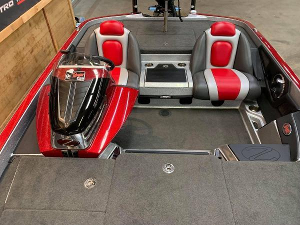 2014 Ranger Boats boat for sale, model of the boat is Z518c & Image # 8 of 17