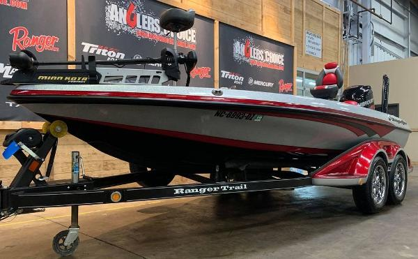 2014 Ranger Boats boat for sale, model of the boat is Z518c & Image # 4 of 17