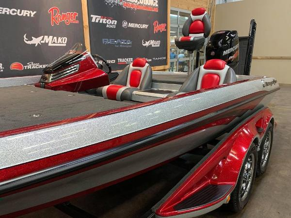 2014 Ranger Boats boat for sale, model of the boat is Z518c & Image # 6 of 17