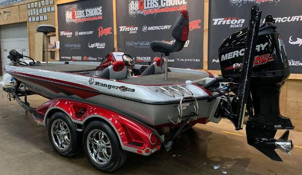 2014 Ranger Boats boat for sale, model of the boat is Z518c & Image # 2 of 17
