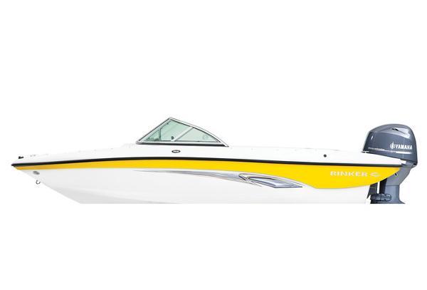 2014 Rinker boat for sale, model of the boat is Captiva 186 BR OB & Image # 2 of 4