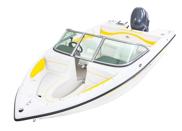 2014 Rinker boat for sale, model of the boat is Captiva 186 BR OB & Image # 3 of 4
