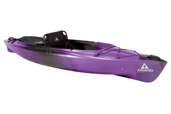 2020 Ascend boat for sale, model of the boat is D10 Sit-In - Purple-Black & Image # 1 of 9