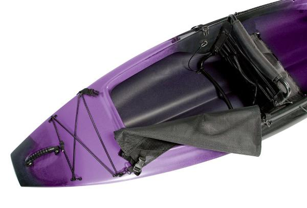 2020 Ascend boat for sale, model of the boat is D10 Sit-In - Purple-Black & Image # 8 of 9