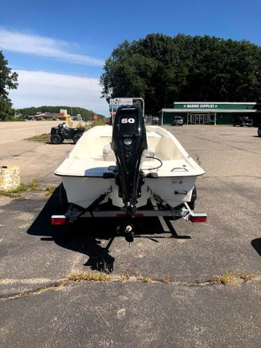 2021 Mako boat for sale, model of the boat is SKIFF 15CC & Image # 4 of 8