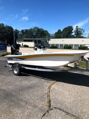 2021 Mako boat for sale, model of the boat is SKIFF 15CC & Image # 6 of 8