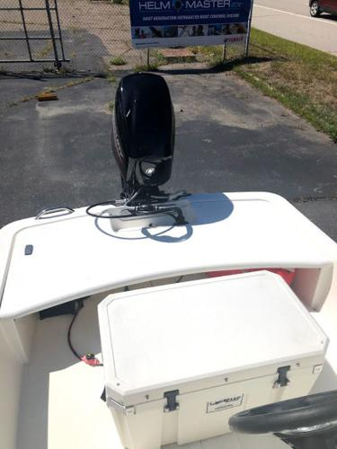 2021 Mako boat for sale, model of the boat is SKIFF 15CC & Image # 7 of 8