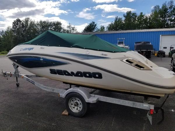 2007 SEA DOO PWC 18' CHALLENGER for sale