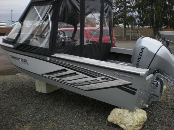 2021 SMOKER - CRAFT 172 Osprey