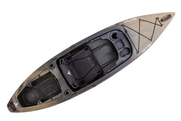 2020 Ascend boat for sale, model of the boat is FS10 Sit-In - Camo & Image # 4 of 13