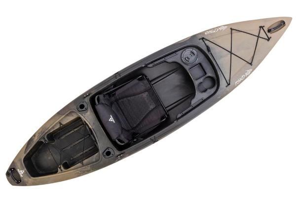 2020 Ascend boat for sale, model of the boat is FS10 Sit-In - Camo & Image # 6 of 13