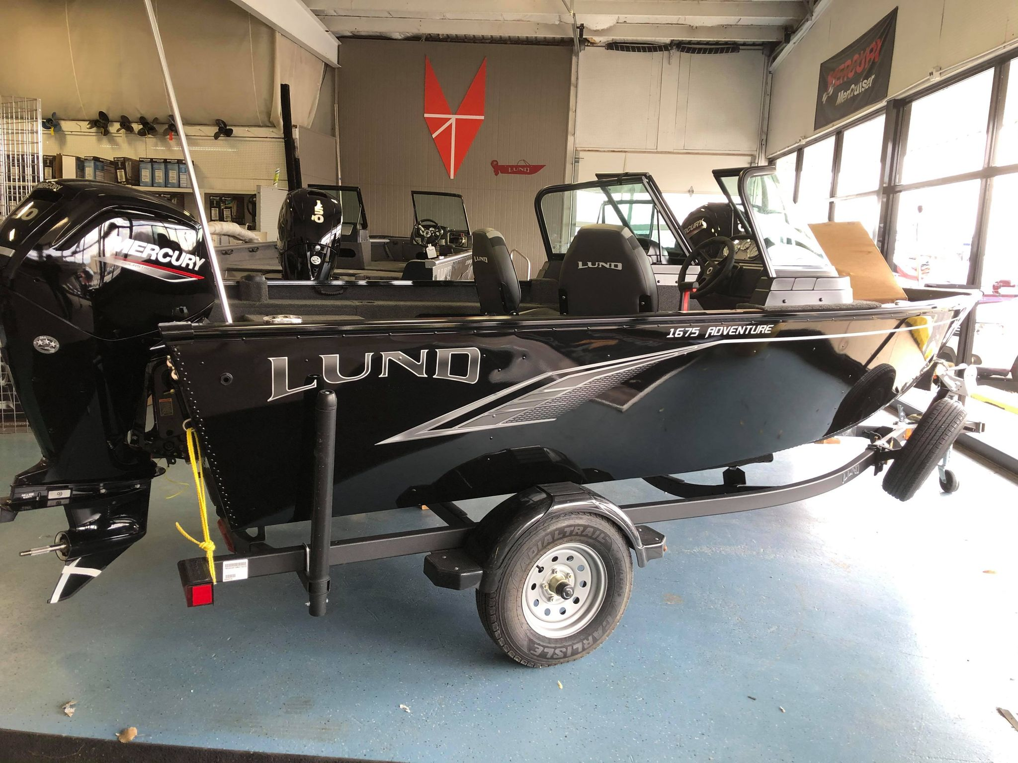 2021 Lund 1675 Adventure Sport thumbnail
