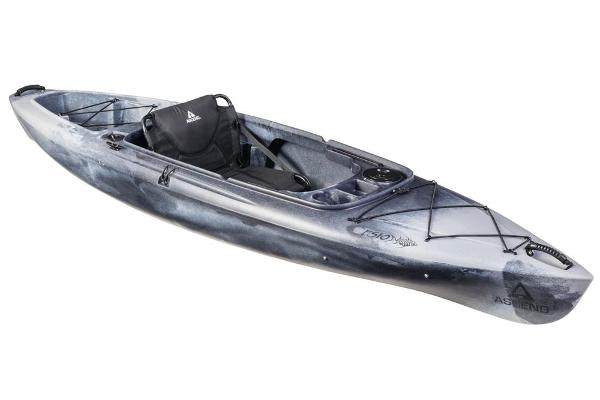 2020 Ascend boat for sale, model of the boat is FS10 Sit-In (Titanium) & Image # 1 of 14