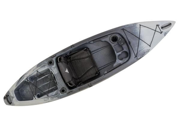2020 Ascend boat for sale, model of the boat is FS10 Sit-In (Titanium) & Image # 7 of 14