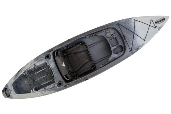 2020 Ascend boat for sale, model of the boat is FS10 Sit-In (Titanium) & Image # 8 of 14