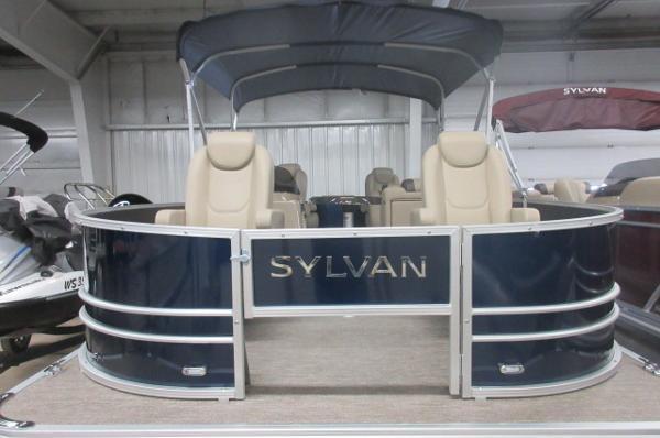 2021 Sylvan MIRAGE 8522 Party Fish 4.0