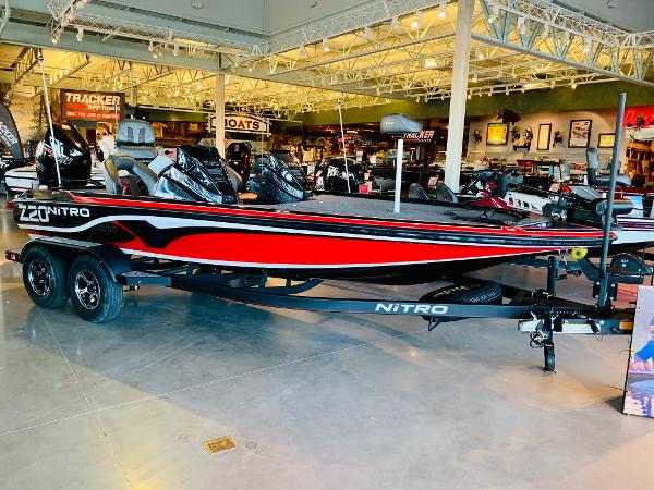 2020 Nitro boat for sale, model of the boat is Z20 & Image # 2 of 61