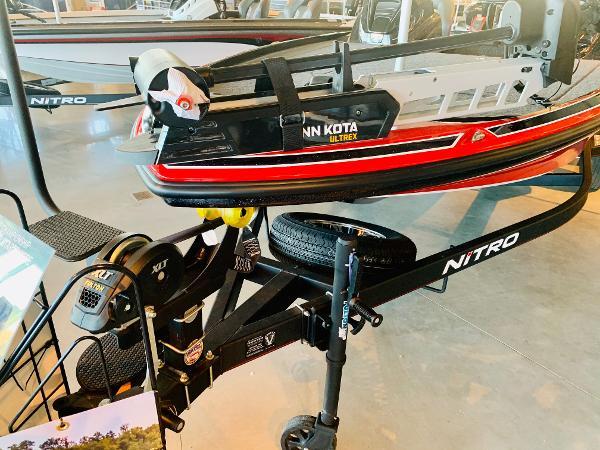 2020 Nitro boat for sale, model of the boat is Z20 & Image # 6 of 61