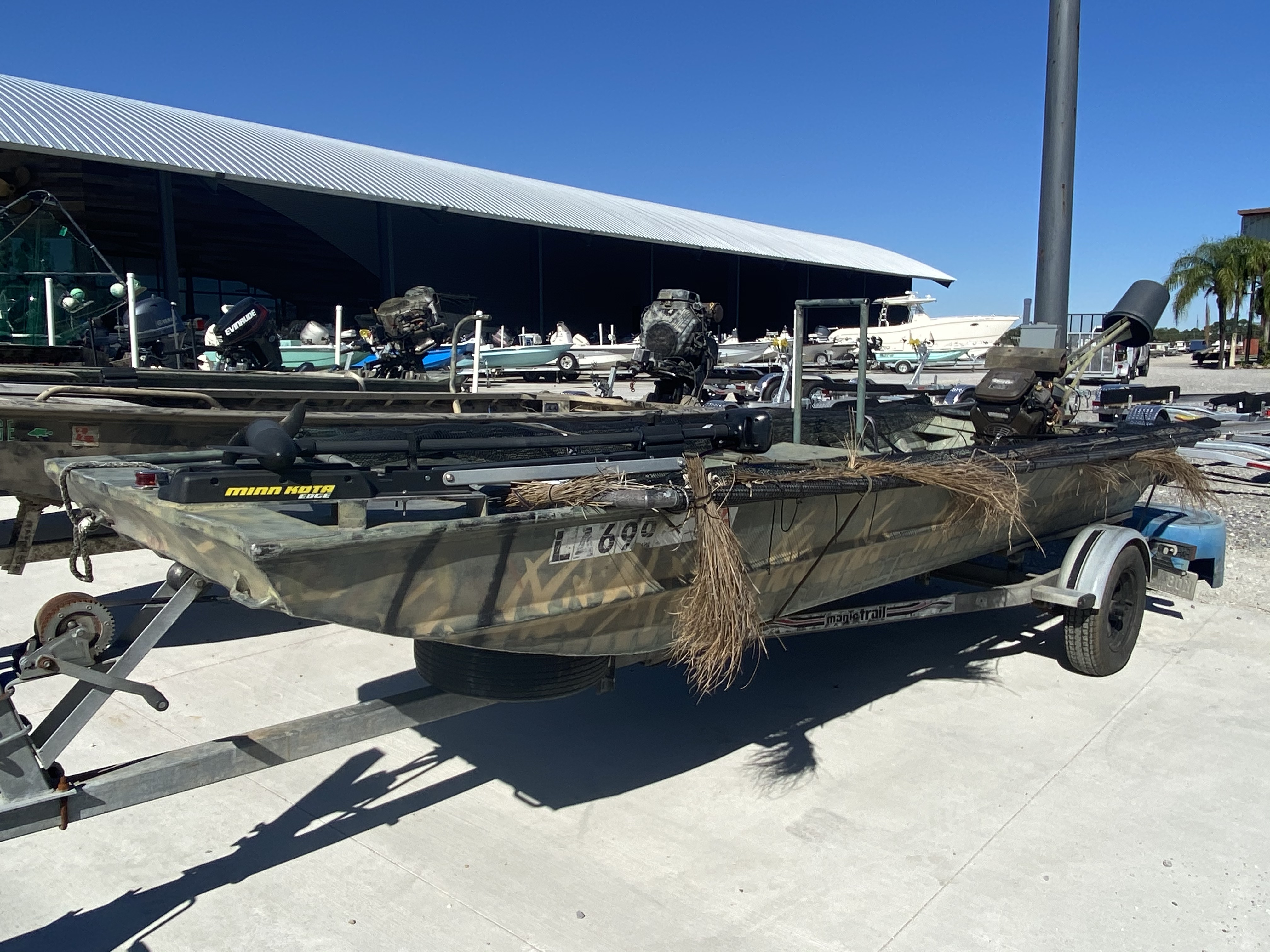 2003 Weldbuilt boat for sale, model of the boat is 16 & Image # 1 of 8