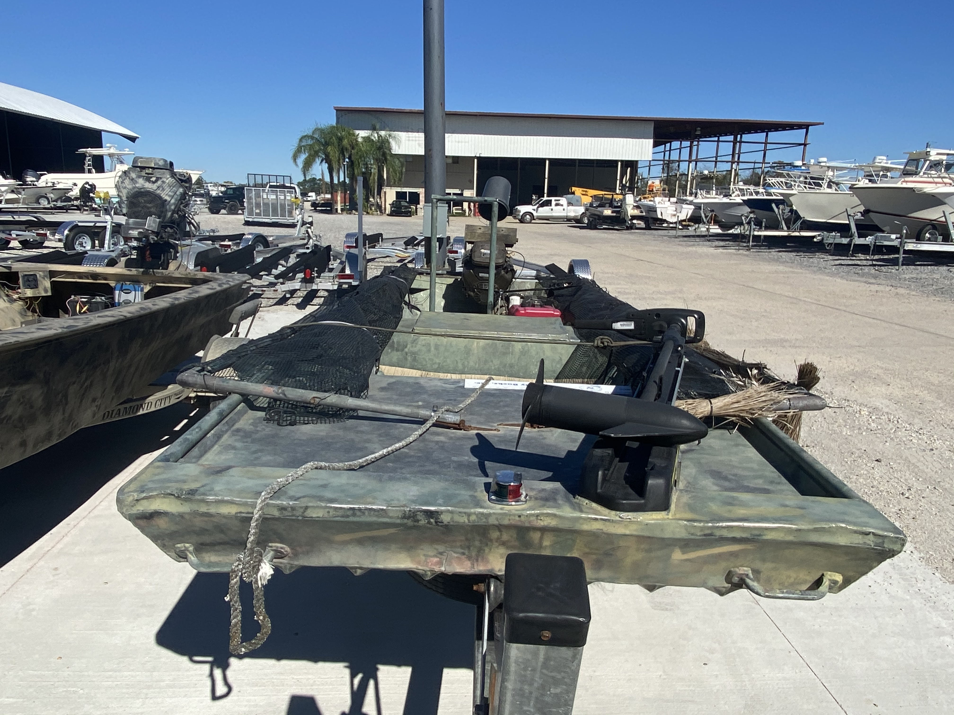 2003 Weldbuilt boat for sale, model of the boat is 16 & Image # 2 of 8