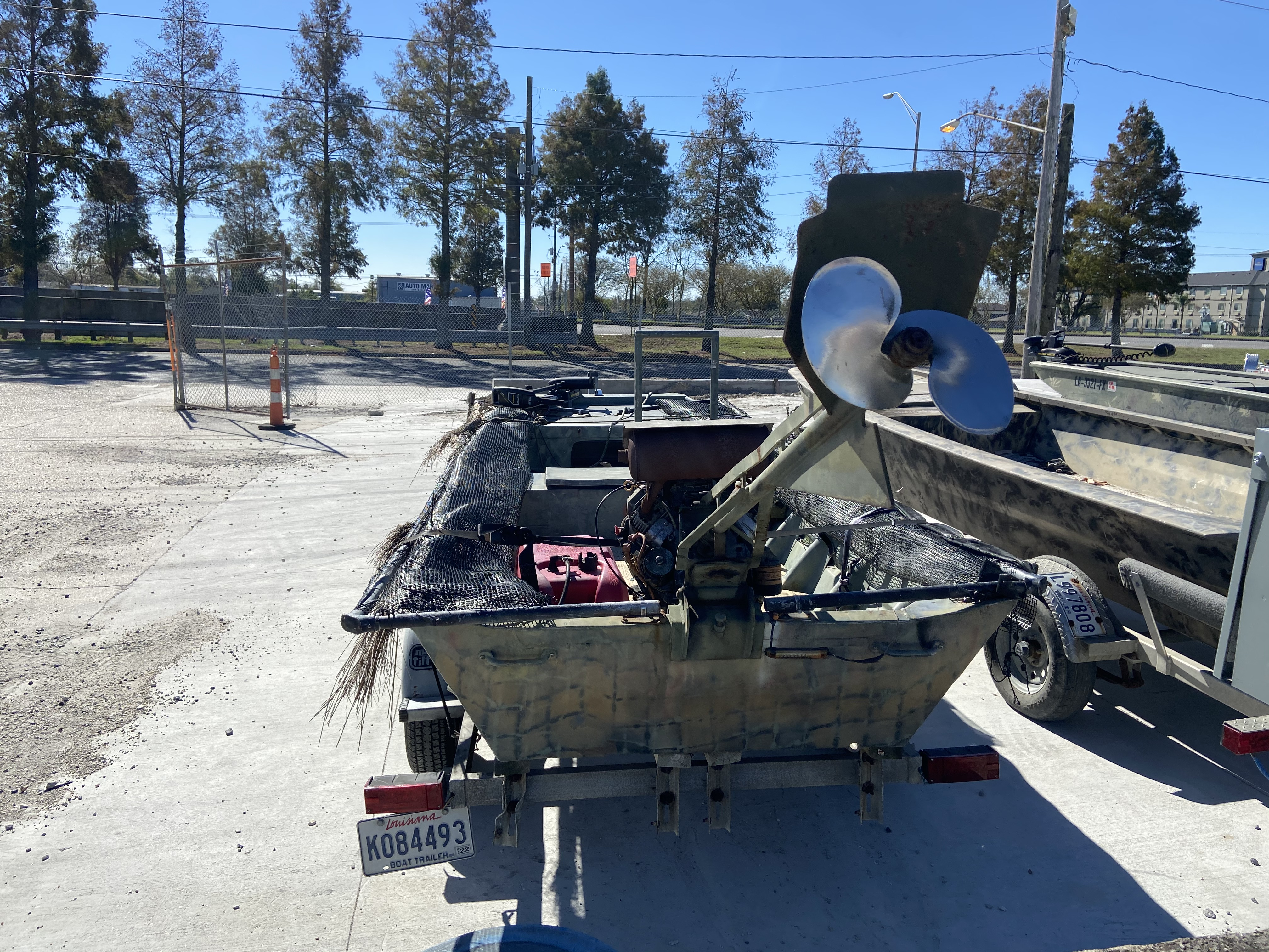 2003 Weldbuilt boat for sale, model of the boat is 16 & Image # 3 of 8