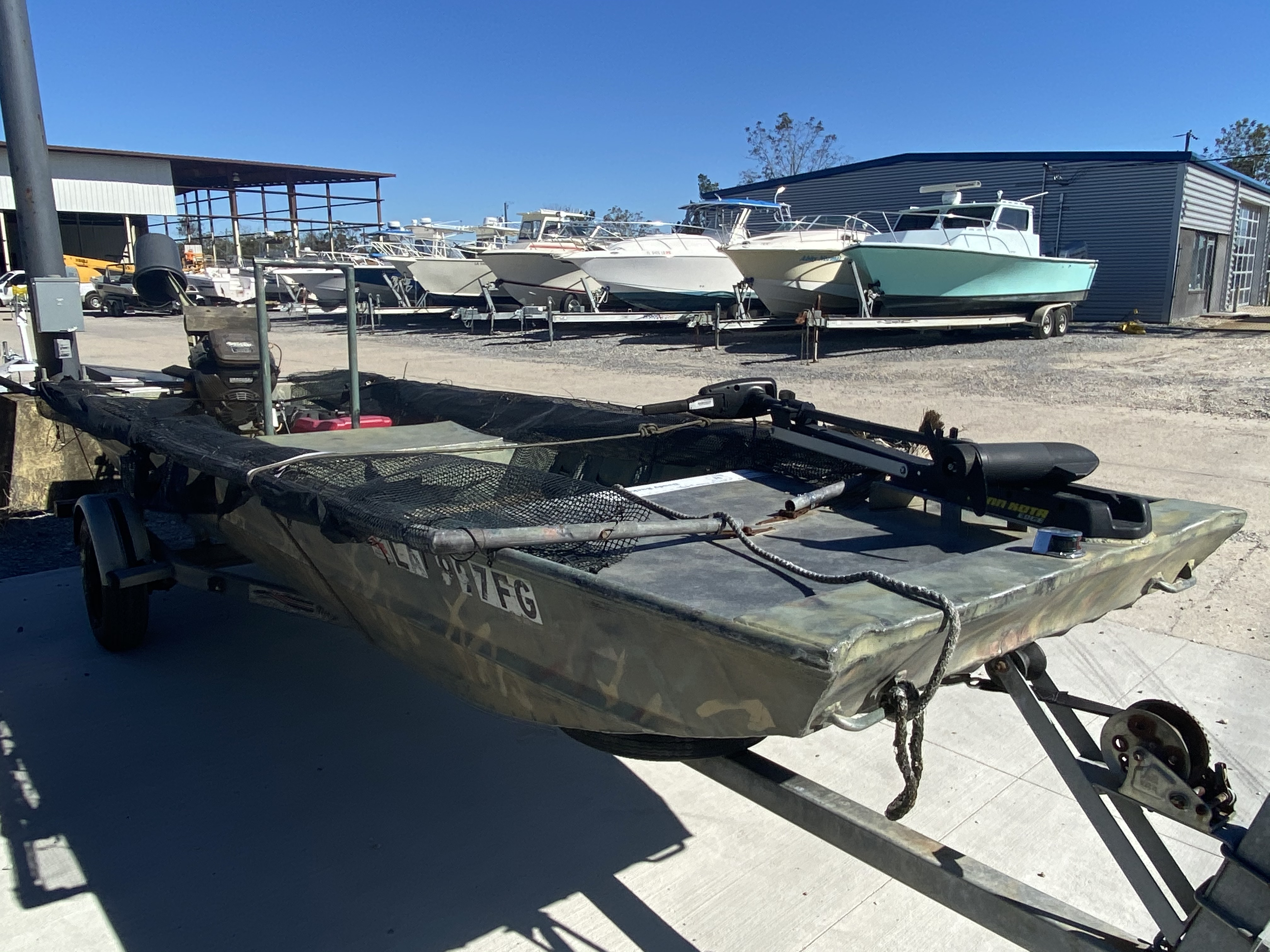 2003 Weldbuilt boat for sale, model of the boat is 16 & Image # 8 of 8