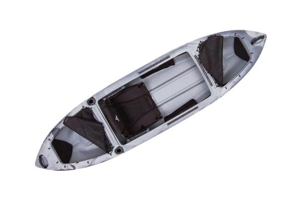 2020 Ascend boat for sale, model of the boat is H10 Hybrid Sit-In (Titanium) & Image # 5 of 6