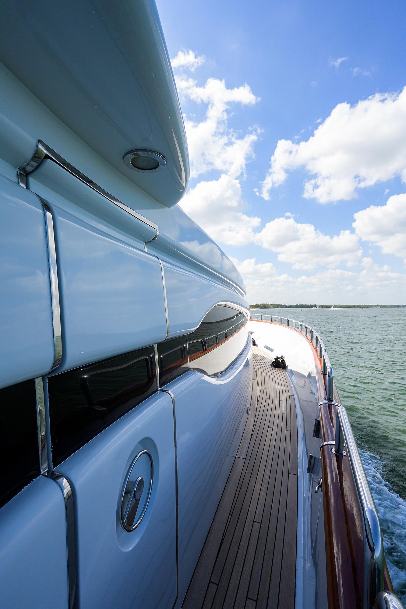 98 Destiny - My Destiny Starboard Passageway