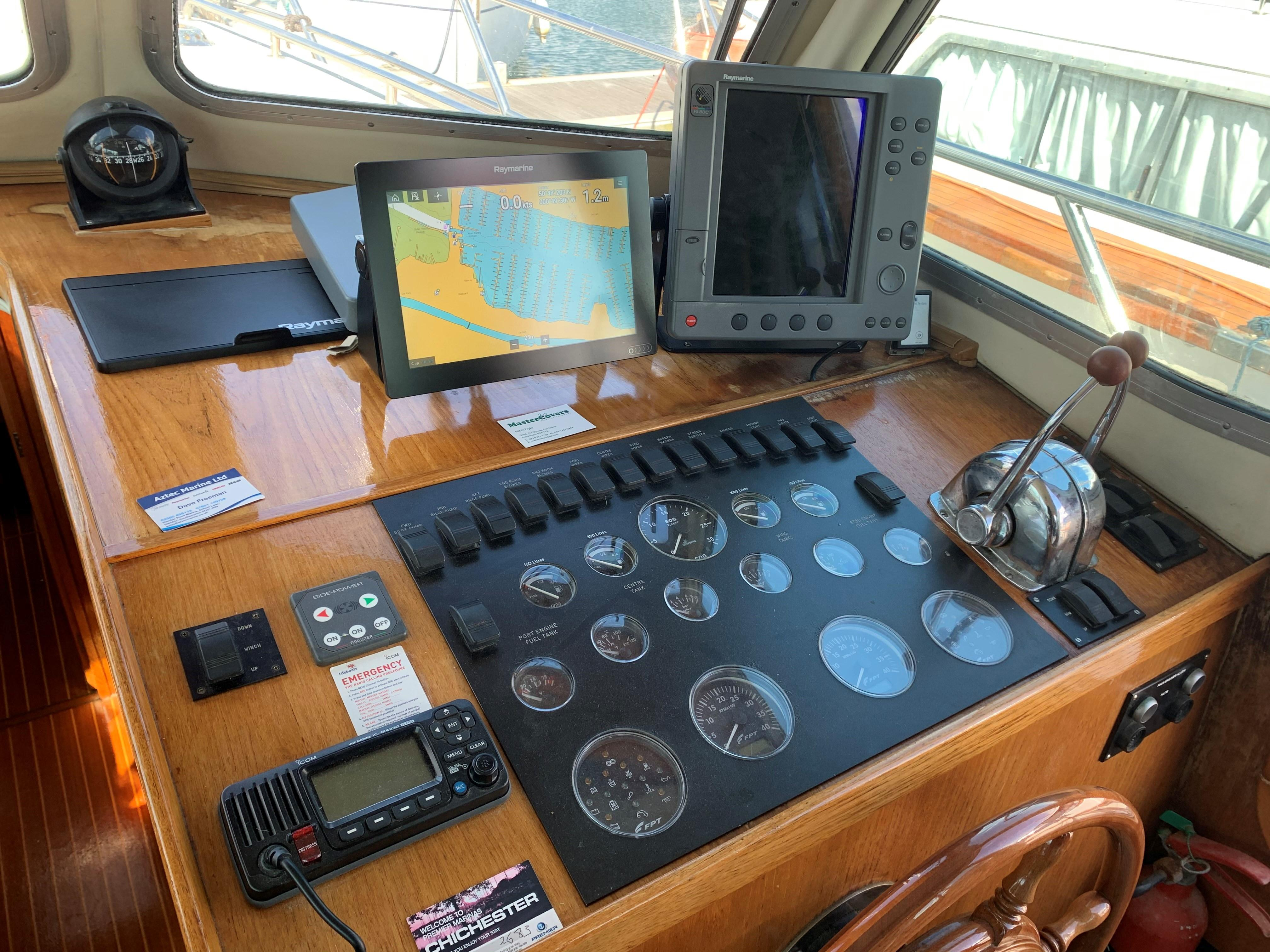 Aquastar Ocean Ranger 38