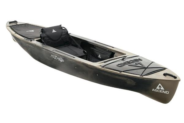 2021 Ascend boat for sale, model of the boat is H12 Hybrid Sit-In - Camo & Image # 1 of 6