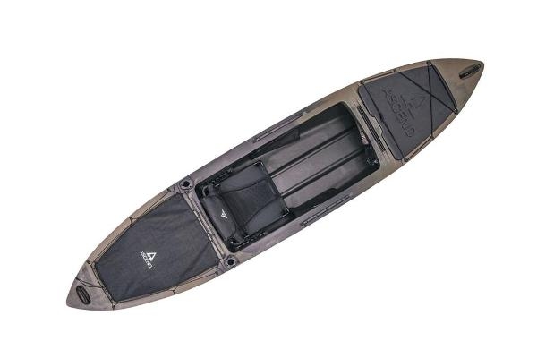 2021 Ascend boat for sale, model of the boat is H12 Hybrid Sit-In - Camo & Image # 4 of 6
