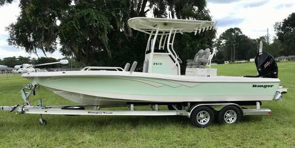 2020 RANGER BOATS 2510 BAY for sale