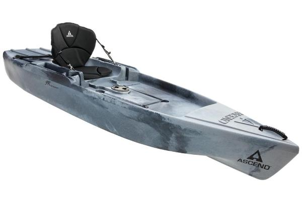 2020 Ascend boat for sale, model of the boat is 9R Sport Sit-On (Titanium) & Image # 1 of 6