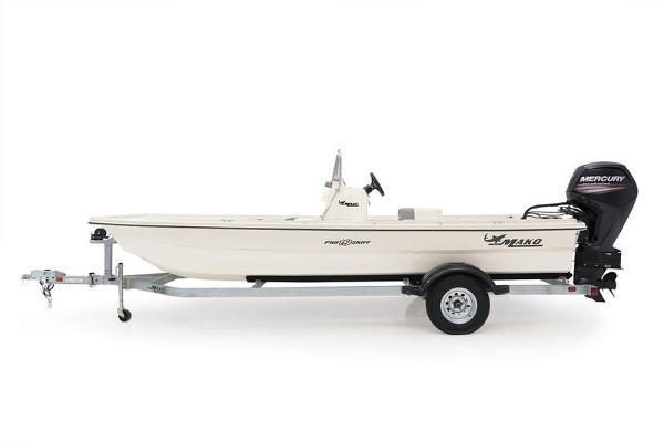 2021 Mako boat for sale, model of the boat is Pro Skiff 19 CC & Image # 1 of 1