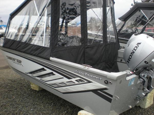 2021 SMOKER - CRAFT 162 Pro Tracer