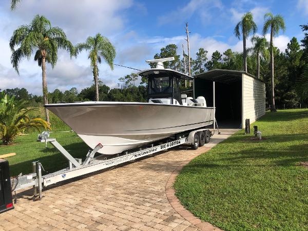 2005 SEA CRAFT 32 CC