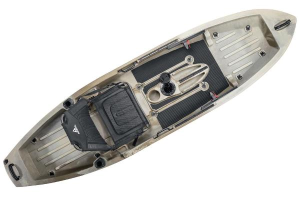 2020 Ascend boat for sale, model of the boat is 10T Sit-On - Desert Storm & Image # 5 of 6