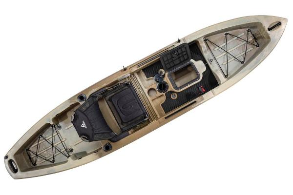 2020 Ascend boat for sale, model of the boat is 12T Sit-On - Desert Storm & Image # 5 of 7