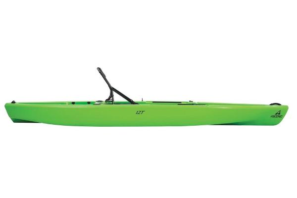 2020 Ascend boat for sale, model of the boat is 12T Sit-On (Lime) & Image # 6 of 10