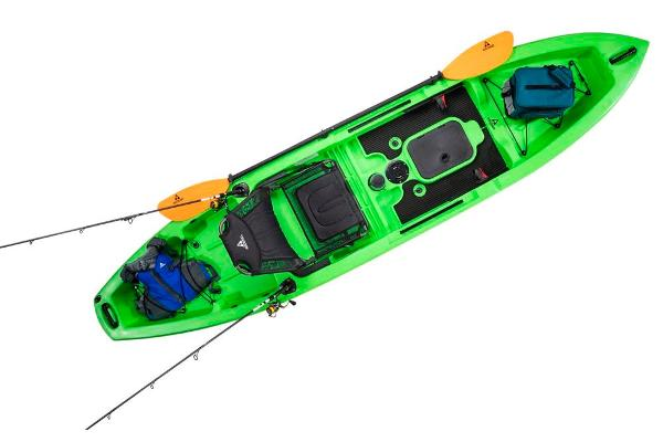 2020 Ascend boat for sale, model of the boat is 12T Sit-On (Lime) & Image # 10 of 10
