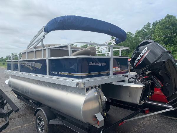 2021 Ranger Boats boat for sale, model of the boat is 180 FISH & Image # 4 of 20
