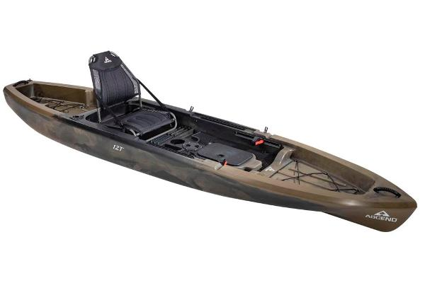 2020 Ascend boat for sale, model of the boat is 12T Sit-On (Camo) & Image # 1 of 7