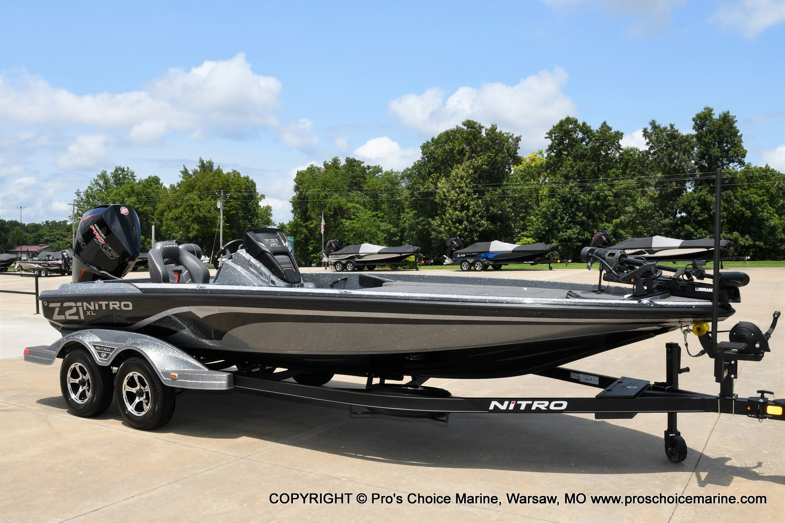 2022 Nitro boat for sale, model of the boat is Z21 XL Pro Pack & Image # 35 of 50