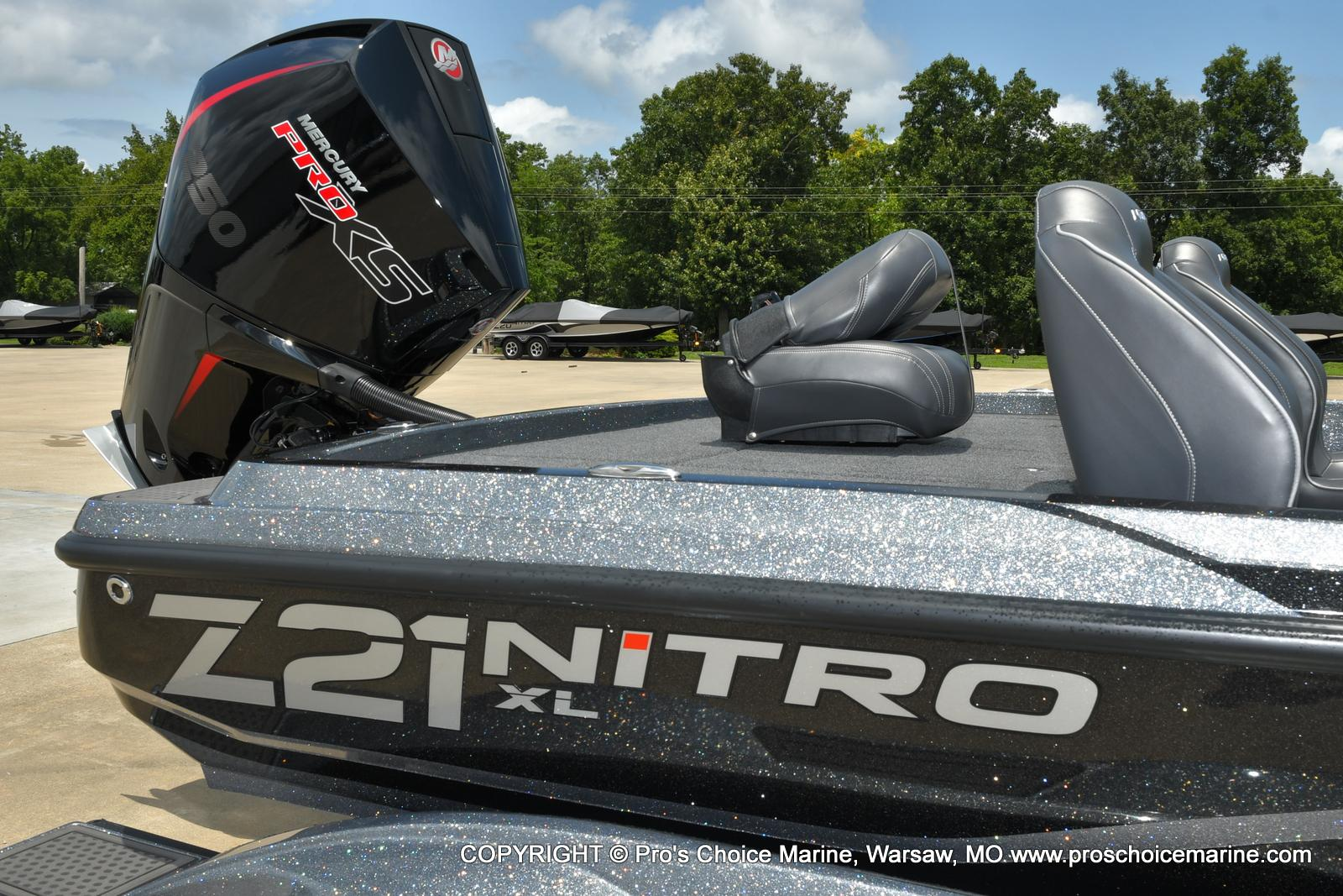 2022 Nitro boat for sale, model of the boat is Z21 XL Pro Pack & Image # 18 of 50