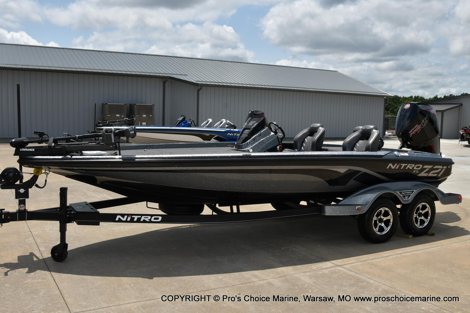 2022 Nitro boat for sale, model of the boat is Z21 XL Pro Pack & Image # 20 of 50