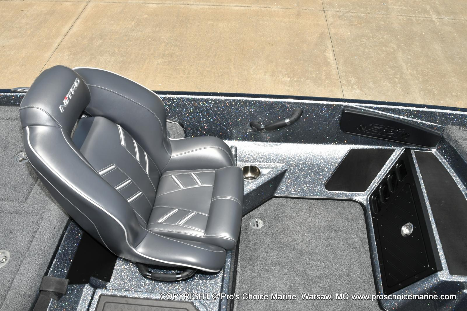 2022 Nitro boat for sale, model of the boat is Z21 XL Pro Pack & Image # 25 of 50