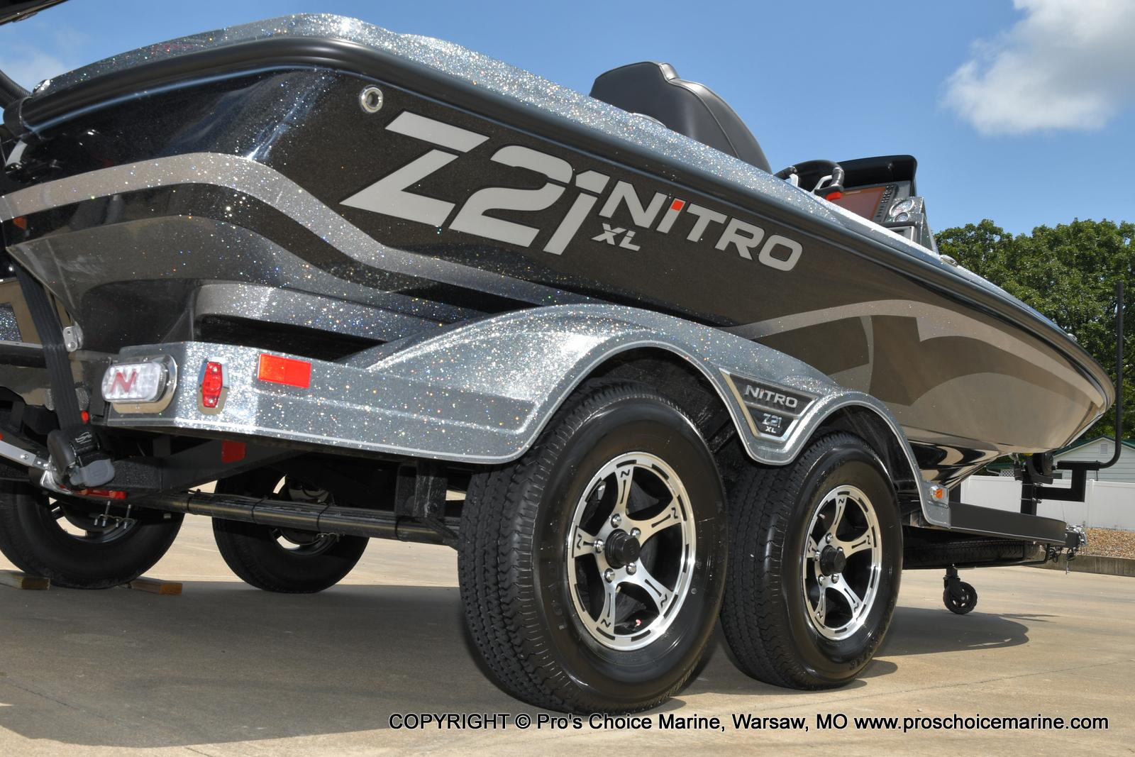 2022 Nitro boat for sale, model of the boat is Z21 XL Pro Pack & Image # 36 of 50
