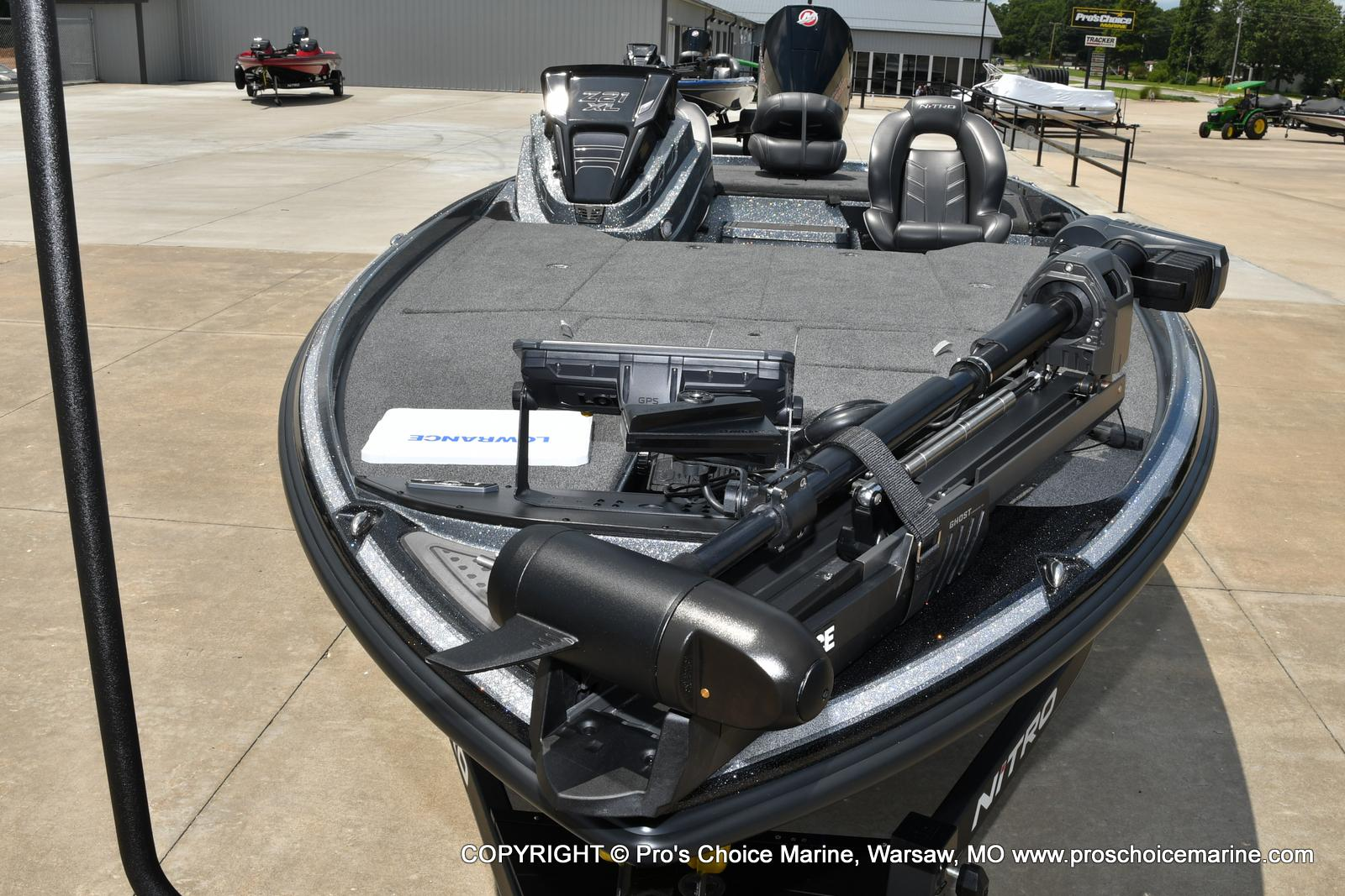2022 Nitro boat for sale, model of the boat is Z21 XL Pro Pack & Image # 39 of 50