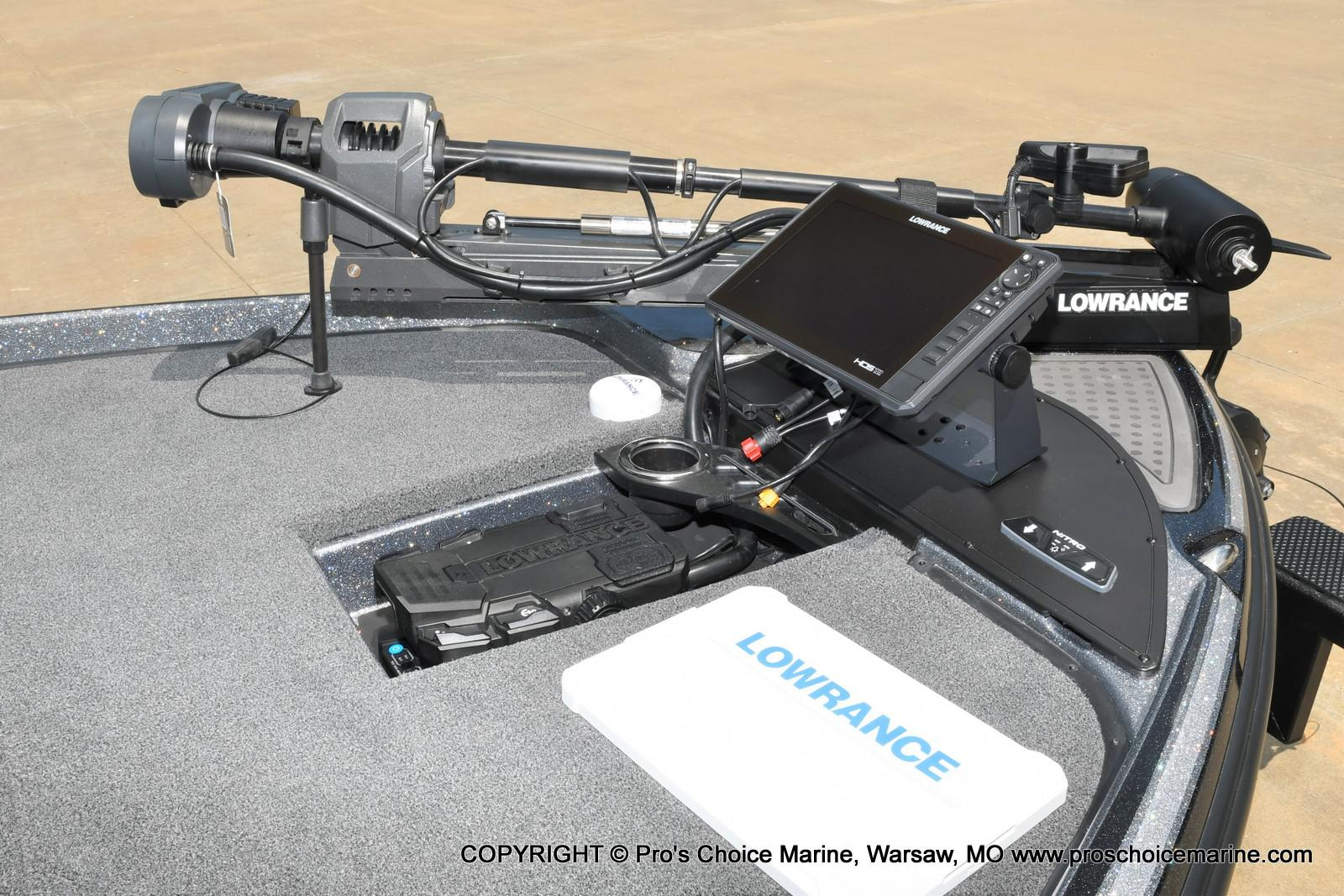 2022 Nitro boat for sale, model of the boat is Z21 XL Pro Pack & Image # 40 of 50