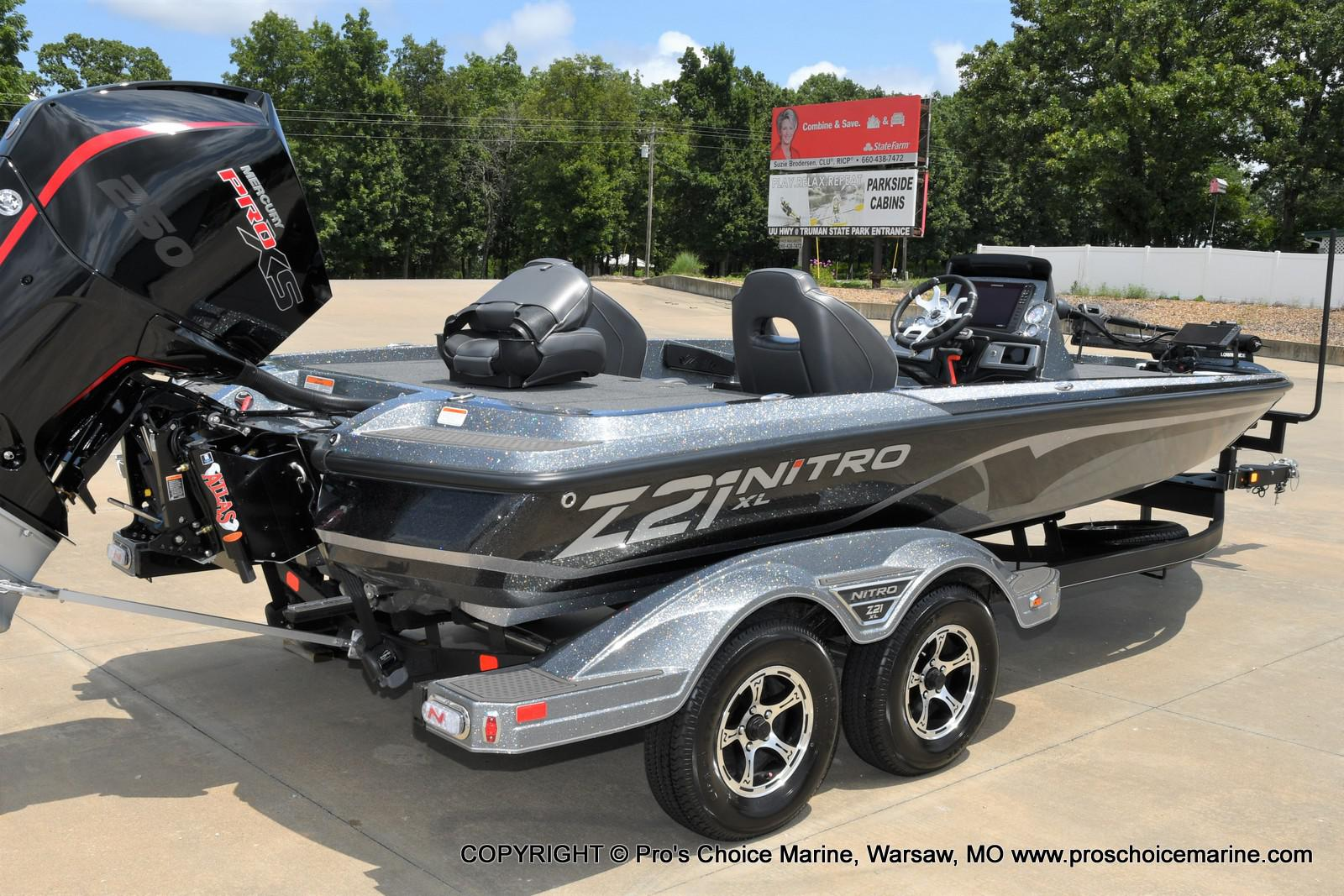 2022 Nitro boat for sale, model of the boat is Z21 XL Pro Pack & Image # 5 of 50